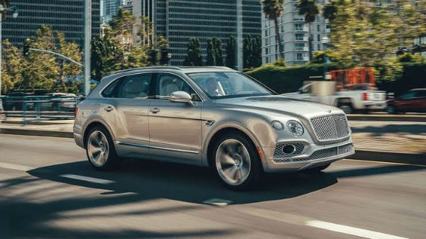 Bentley 2020 Bentayga