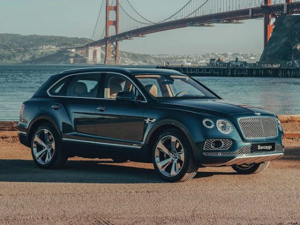 Bentley Bentayga 2020 Sport