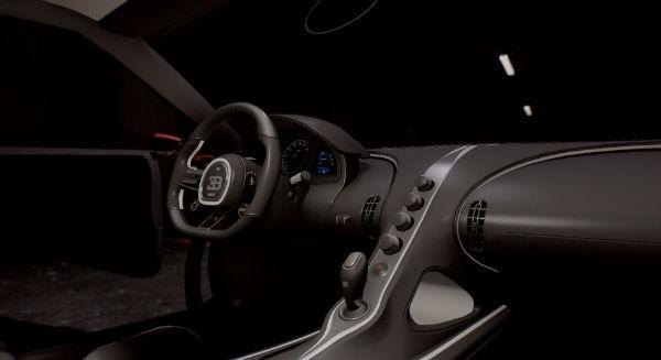Bugatti Centodieci 2020 Interior