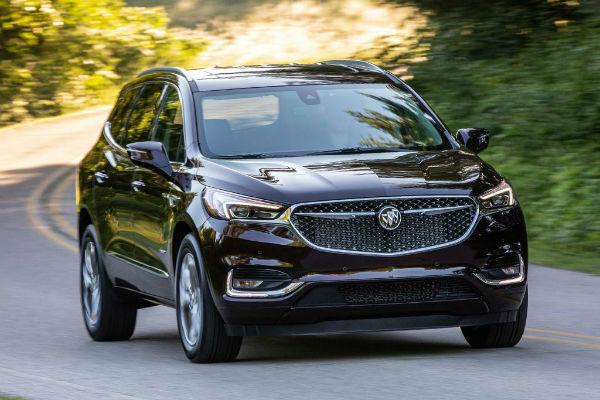 Buick Enclave 2020 Avenir