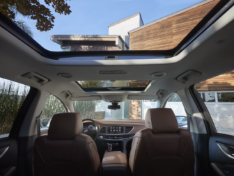 Buick Enclave 2020 Inside