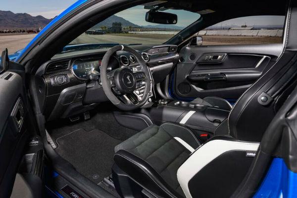 Mustang Shelby GT500 2020 Interior