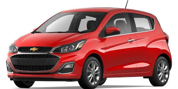 2020 Chevrolet Spark 2LT