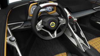 2020 Lotus Elise Interior