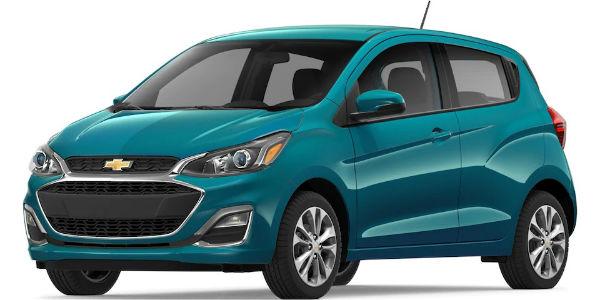 Chevrolet Spark 2020 KSA