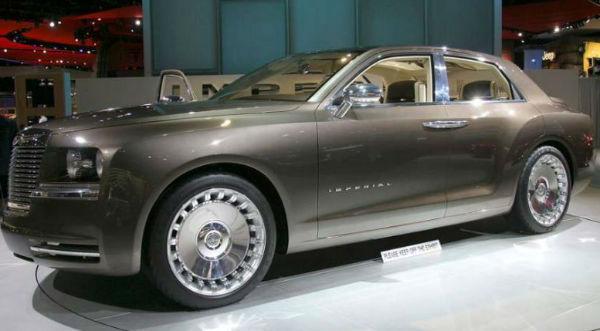 Chrysler 2020 Imperial