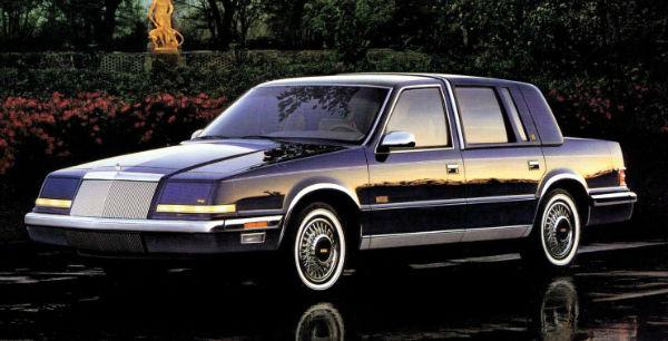 Chrysler Imperial 1990