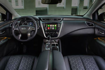 Nissan Murano 2020 Interior