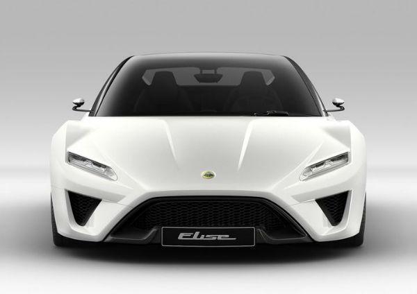 Nouvelle Lotus Elise 2020