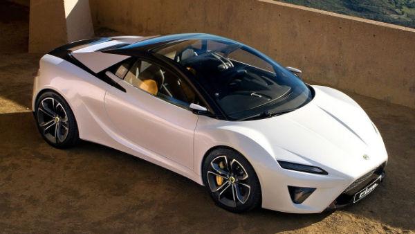 Nuova Lotus Elise 2020