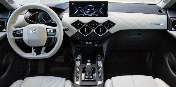 2020 Citroen DS3 Interior