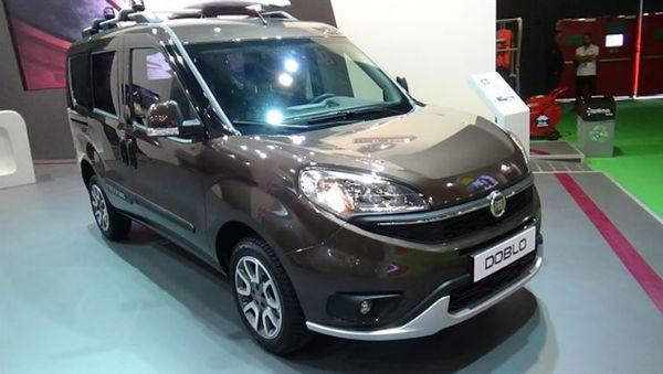 2020 Fiat Doblo Premio