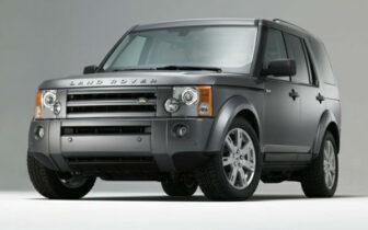 2020 Land Rover LR3