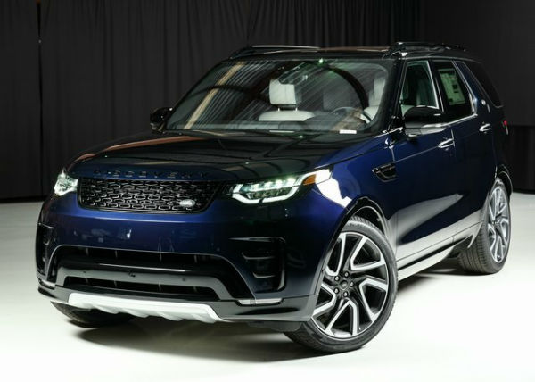 2020 Land Rover LR4 HSE Luxury 4D Sport Utility