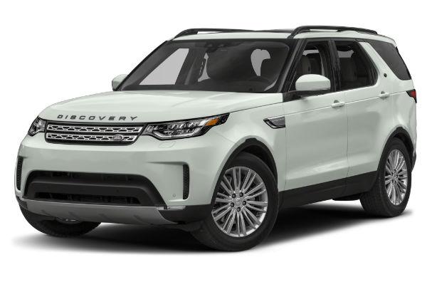 2020 Land Rover LR4 HSE