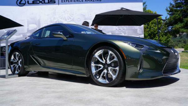 2020 Lexus LC Inspiration