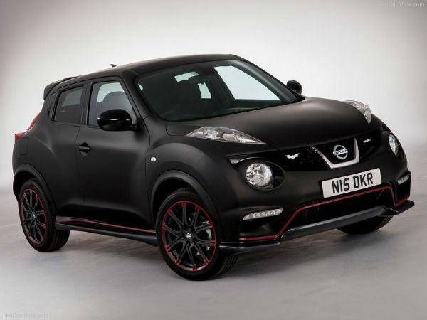 2020 Nissan Juke Black