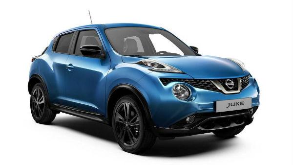 2020 Nissan Juke Blue