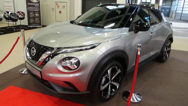 2020 Nissan Juke Tekna