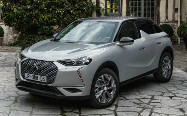 Citroen DS3 Crossback 2020