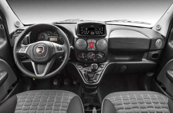 Fiat Doblo 2020 Interior