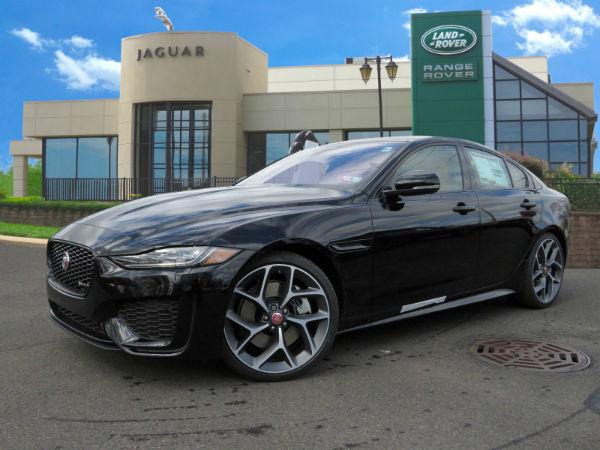 Jaguar XE 2020 Black