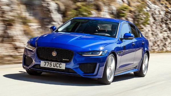 Jaguar XE 2020 Blue