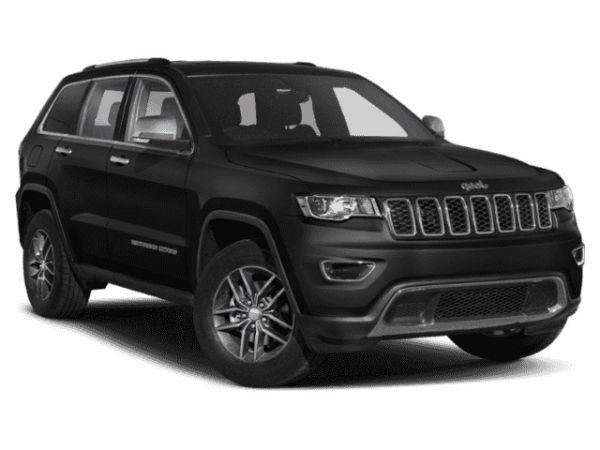 Jeep Cherokee 2020 Black
