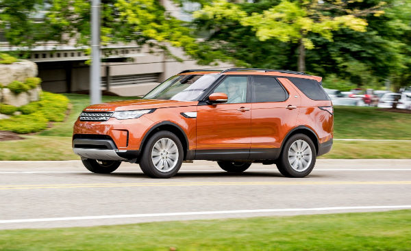 Land Rover LR5 2020