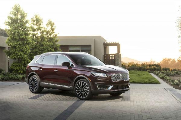 Lincoln Nautilus 2020 UAE