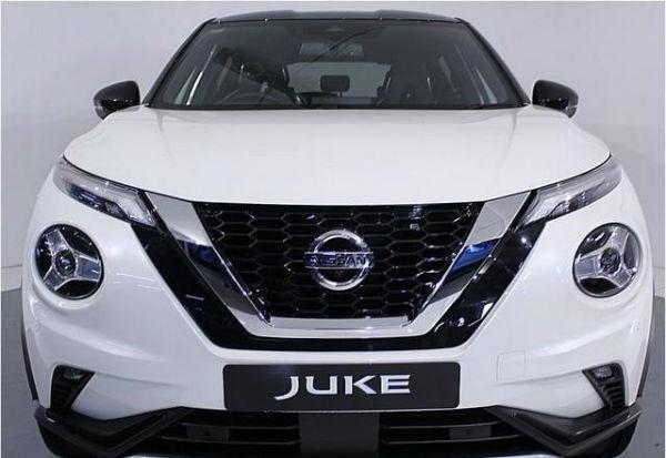 Nissan Juke 2020 White