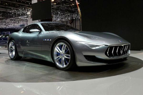 2020 Maserati Alfieri All-Electric