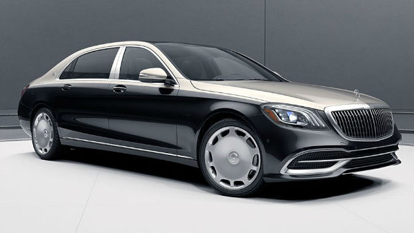 2020 Maybach s560 4Matic