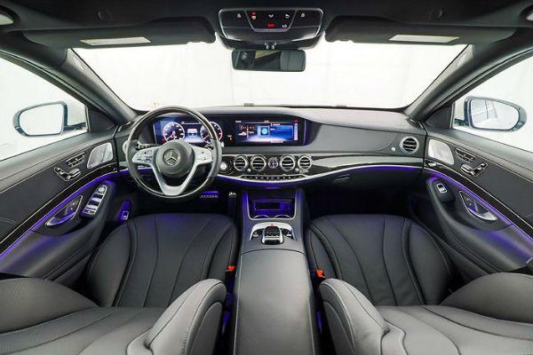 2020 Maybach s560 Interior