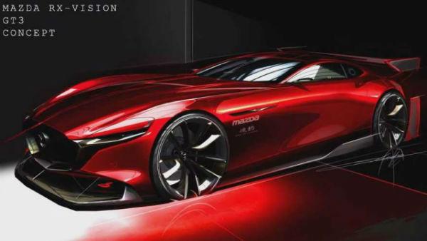 2020 Mazda RX Vision