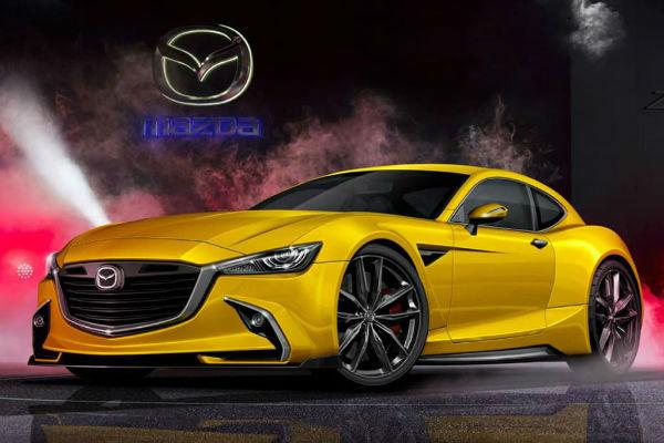 2020 Mazda RX