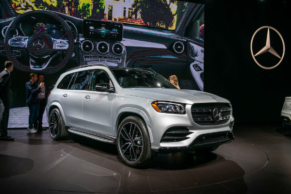 2020 Mercedes-Benz GLS 550