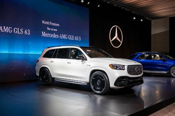 2020 Mercedes-Benz GLS 63 AMG