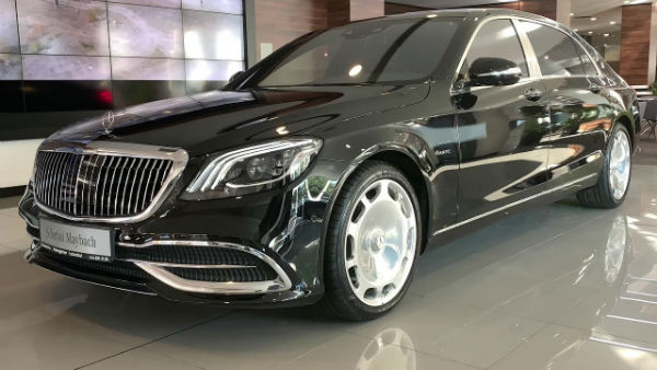 2020 Mercedes Benz s560 Maybach