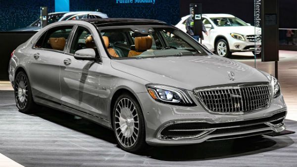 2020 Mercedes Maybach s560