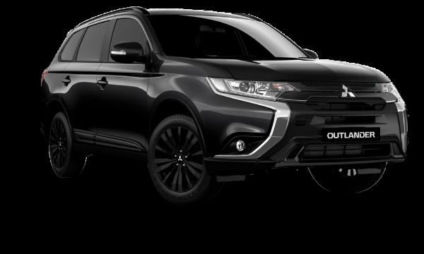 2020 Mitsubishi ASX Black Edition