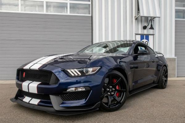 2020 Mustang GT350