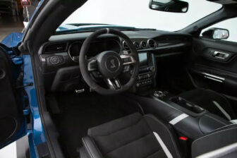 2020 Mustang Shelby GT350 Interior