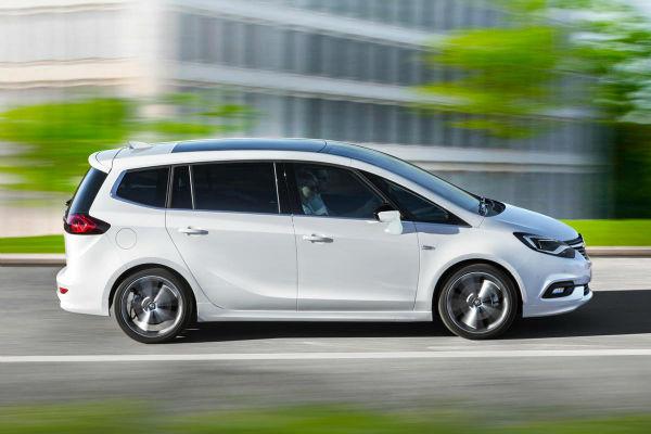 2020 Opel Zafira 7 Plazas