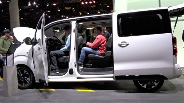 2020 Opel Zafira Life Innovation M2