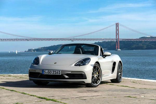 2020 Porsche Boxster GTS 4.0