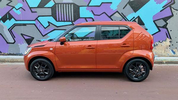 2020 Suzuki Ignis GLX