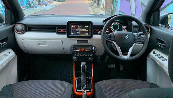 2020 Suzuki Ignis Interior
