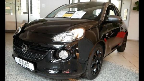 2020 Vauxhall Adam Black