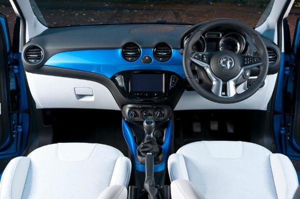 2020 Vauxhall Adam Interior